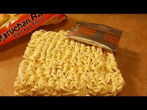 The noodles that are linked to chronic inflammation weight gain Alzheimer's and Parkinson's
