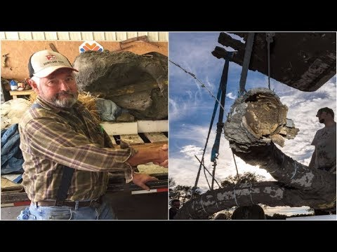 This Michigan Farmer Was Digging in a Field When He Unearthed Something Staggering