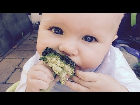 This Baby Has Never Eaten Sugar Or Refined Carbs And The Result Is Amazing