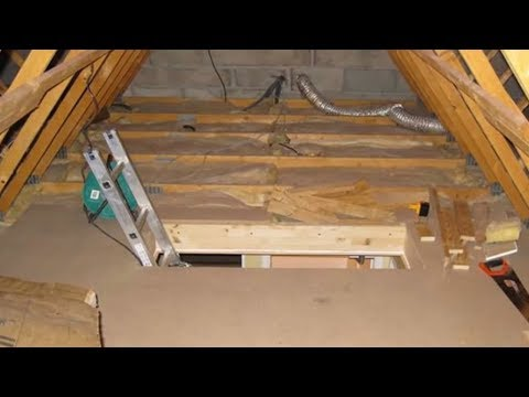 What This Guy Does To His Wasted Attic Space Is Astounding. You Have to See It