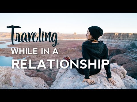 How to Tell Your Partner You're Traveling Without Them