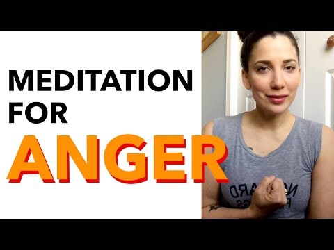 Meditation for Anger - How to Meditate for Beginners - BEXLIFE