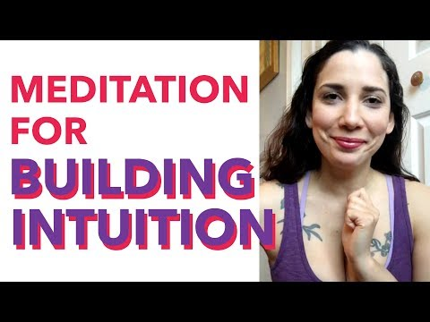 Meditation for Building Intuition - How to Meditate for Beginners - BEXLIFE