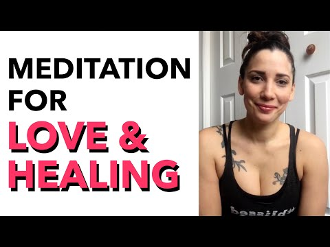Meditation for Love and Healing - How to Meditate for Beginners - BEXLIFE- BEXLIFE