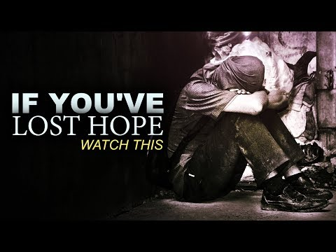 The Most Motivational 5 minutes To Start Your Day | WATCH THIS When You've Lost Hope