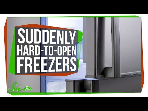 Why Is the Freezer Harder to Open the Second Time?