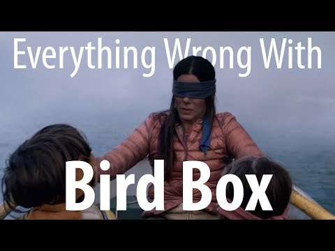 Everything Wrong With Bird Box In 18 Minutes Or Less