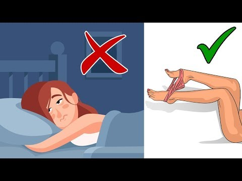 How To Fall Asleep In 60 Seconds And Wake Up Early