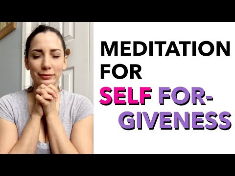 Meditation for Forgiveness and Self-Love - How to Meditate for Beginners - BEXLIFE