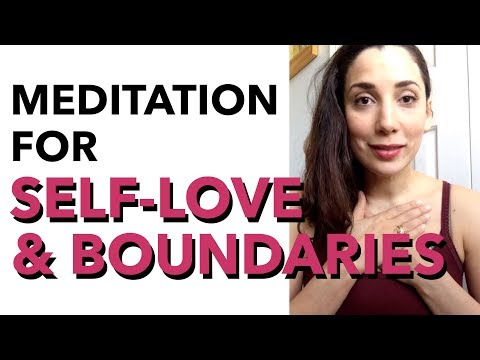 Meditation for Self Love and Boundaries - How to Meditate for Beginners - BEXLIFE