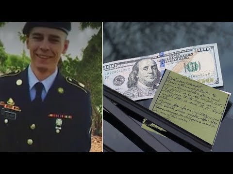Military Mom Puts Sticker On Her Van Left Sobbing After What Stranger Placed On Windshield