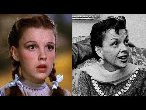 15 Tragic Stories About The Life Of Judy Garland
