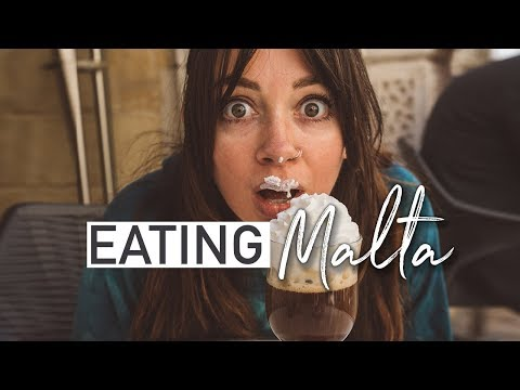 4 days in Malta: Maltese Food you NEED to Try | Travel Vlog