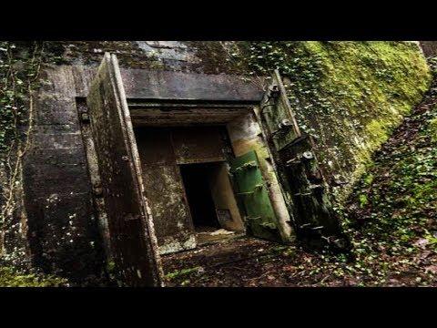 Hitler's Final Bunker Discovered And Wait Until You See What's Inside