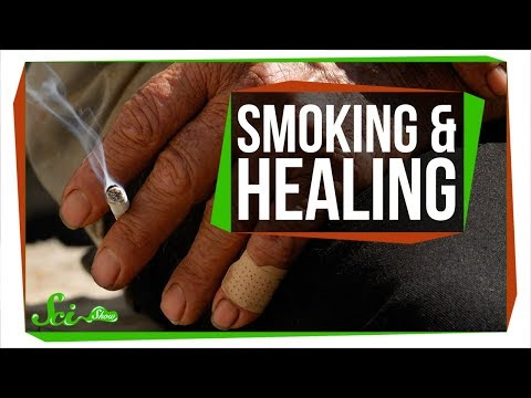 Why Smoking Makes It Harder to Heal