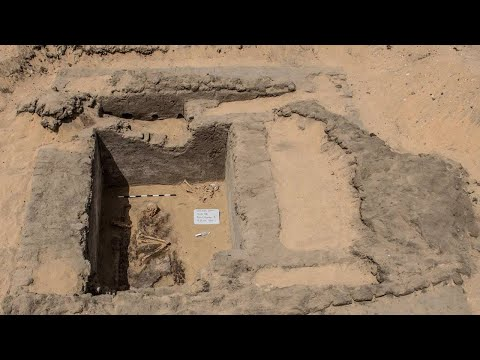 Archaeologists Were Digging in a Desert When They Found a 7,000-Year-Old City Hidden in the Sands