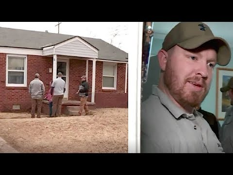 Electrician Fixes Broken Heat for Free and Struggling Couple Lure Him Back for a Fake Inspection