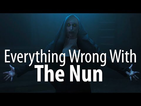 Everything Wrong With The Nun In 20 Minutes Or Less