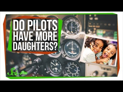 Fighter Pilots Seem to Have More Daughters — Why?