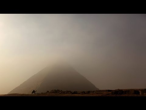 Scientists Have Deciphered an Ancient Scroll That Could Solve the Mystery of the Pyramid of Giza