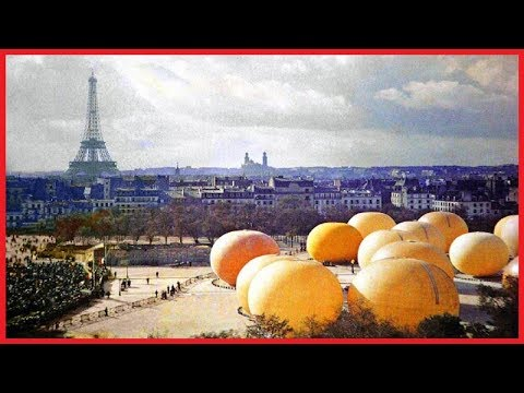 COLOUR PHOTOGRAPHS OF PARIS TAKEN IN 1914 [31 PICS]
