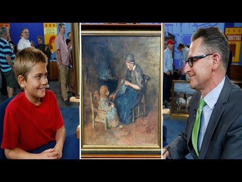 He Bought a Painting for $2 – but Couldn't Believe When He Heard How Much It Was Worth