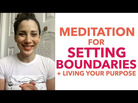 Meditation for Boundaries and Protection - How to Meditate for Beginners - BEXLIFE
