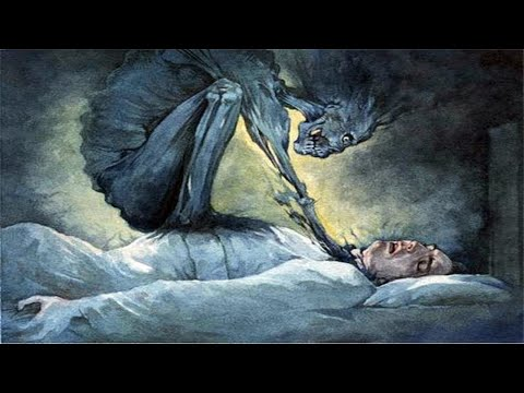 Sleep Paralysis: Do You Ever Wake Up And Can't Move?