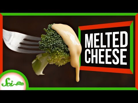 Why Does Melted Cheese Taste So Much Better?