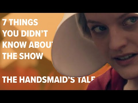 7 Things You Didn't Know About Hulu's The Handmaid's Tale