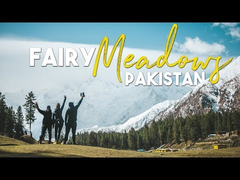 Hiking Fairy Meadows - Pakistan EP 4