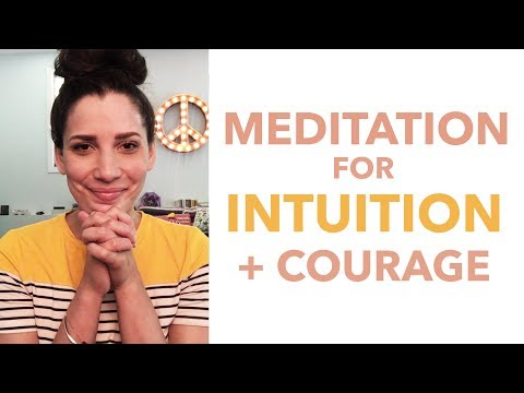 Meditation for Connecting with Your Intuition - How to Meditate for Beginners - BEXLIFE