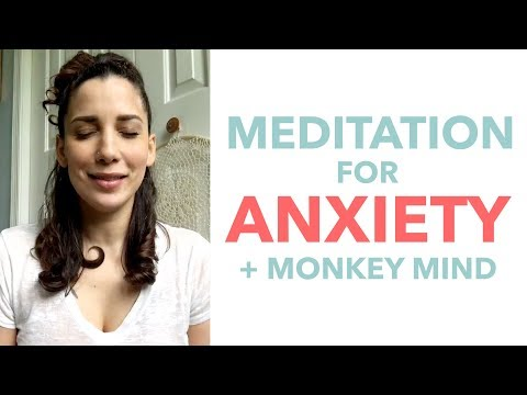 Guided Meditation for Anxiety - How to Meditate for Beginners - BEXLIFE