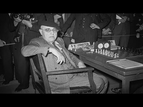 In 1918 a Chess Master Was Ordered Shot by Firing Squad. Then He Was Offered a Match for His Life