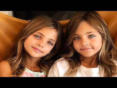 They Were Named the Most Beautiful Twins in the World, Wait till You See Them Today