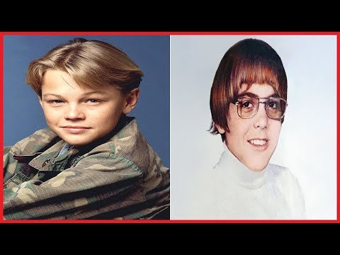 33 PHOTOS OF FAMOUS PEOPLE WHEN THEY WERE YOUNG