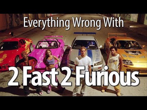 Everything Wrong With 2 Fast 2 Furious In 18 Minutes Or Less