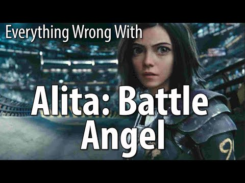 Everything Wrong With Alita: Battle Angel in 17 Minutes or Less