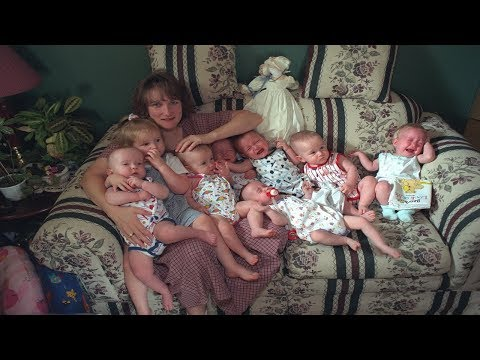 Famous Septuplets 20 Years Later. Look What Happened to Them!