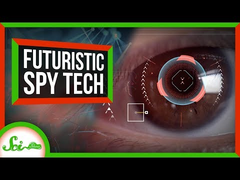 Futuristic Spy Tech Self-Destructs in Sunlight | SciShow News