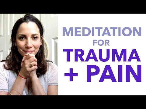 Meditation for Pain and Trauma - How to Meditate for Beginners - BEXLIFE