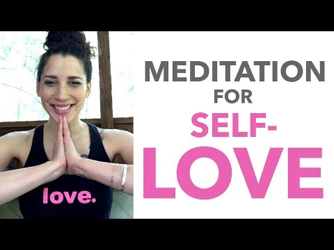 Meditation for Self-Love and Confidence - How to Meditate for Beginners - BEXLIFE
