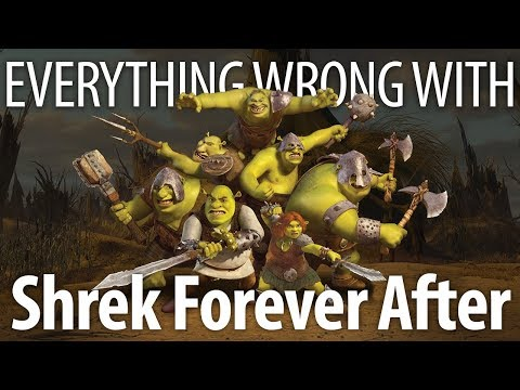 Everything Wrong With Shrek Forever After