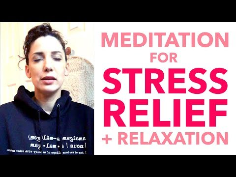 Meditation for Deep Relaxation and Stress Relief - How to Meditate for Beginners - BEXLIFE