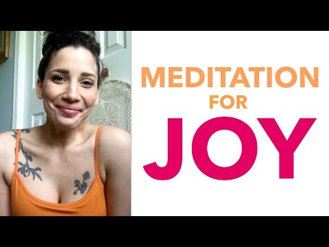 Meditation for Happiness and Joy - How to Meditate for Beginners - BEXLIFE