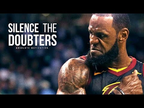 SILENCE THE DOUBTERS - Motivational Video
