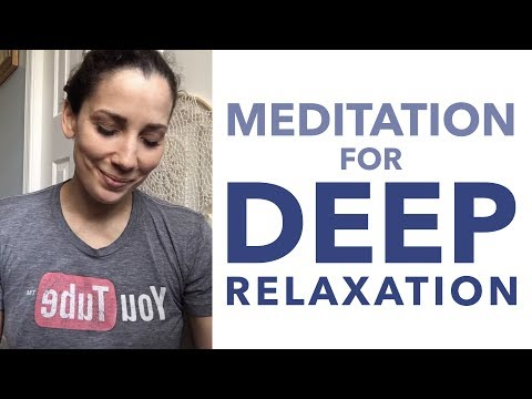 Meditation for Deep Relaxation and Healing - How to Meditate for Beginners - BEXLIFE