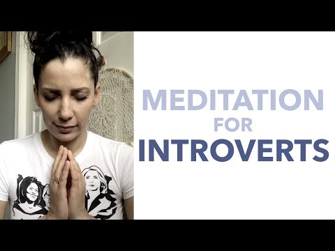 Meditation for Introverts - How to Meditate for Beginners - BEXLIFE