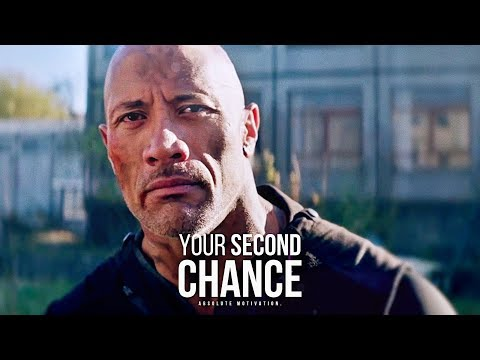 YOUR SECOND CHANCE - Powerful Motivational Video