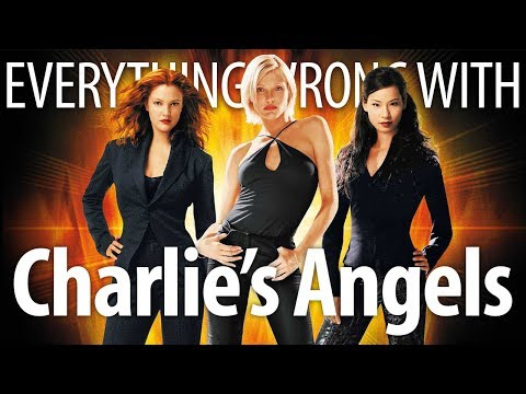 Everything Wrong with Charlie's Angels (2000) in Butt-Kicking Minutes or Less